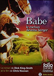 Babe : Le cochon devenu berger  -  Edition limitée (poche + DVD du film)