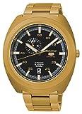 Seiko Herren Analog Automatik Uhr mit Edelstahl beschichtet Armband SSA284K1