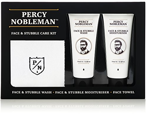 Percy Nobleman Face & Stubble Care kit
