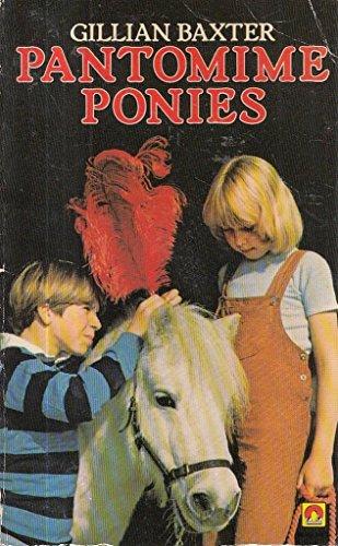 Pantomime ponies
