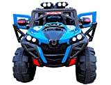 Toyhouse Rocky SUV ATV Rechargeable Battery Operated Ride-on Swing function car with Remote