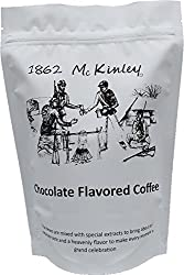 Chocolate Coffee, 1862 McKinley with Real Unsweetened Cocoa