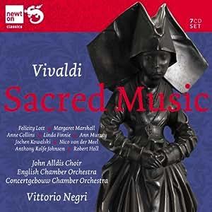 Vivaldi; Sacred Music