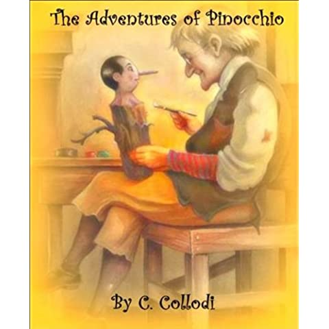 The Adventures  of Pinocchio (English Edition) - Bambini Cape