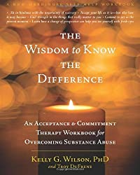 [WISDOM TO KNOW THE DIFFERENCE] by (Author)Wilson, Kelly G. on Apr-19-12