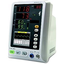 "Cosmo médica - Monitor de signos vitales pantalla a color 3,5"""