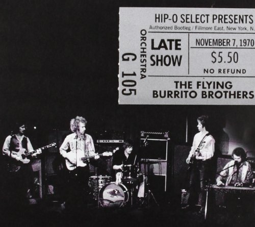 Authorized Bootleg / Fillmore East, New York, N.Y. ¿ Late Show, November 7, 1970