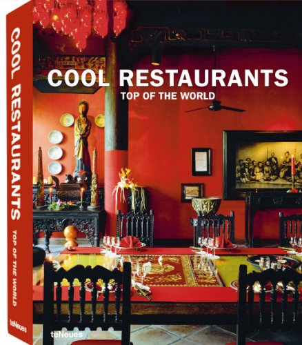 Cool restaurants top of the world (Luxury books)