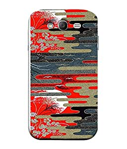 PrintVisa Designer Back Case Cover for Samsung Galaxy Grand Neo I9060 :: Samsung Galaxy Grand Lite (Birds Trees Sun Water Leafs)