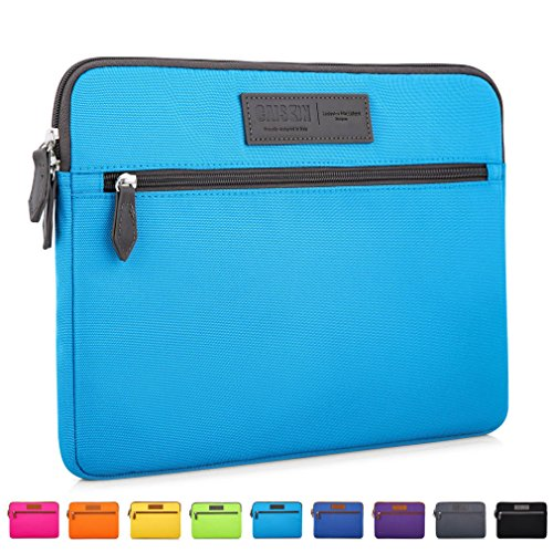 CAISON 15.6 Zoll Laptophülle Sleeve Case Etui Tasche für 15.6