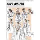 Butterick Patterns Patron de Couture 4487–Mesdames de tailles: Taille Unique