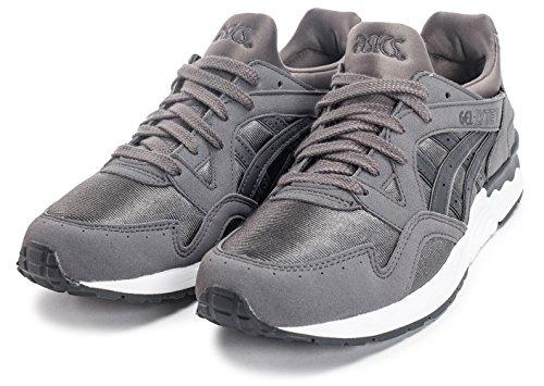 Schuhe Gel Lyte V Gs Carbon/Dark Grey Jr e17 Gris