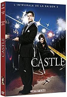 Castle, saison 2 - coffret 6 DVD (B004498L22) | Amazon Products