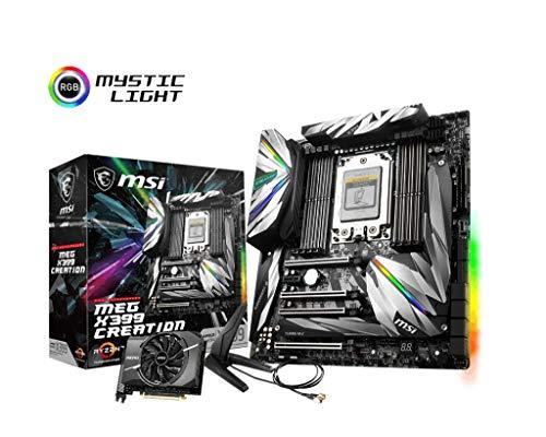 MSI Gaming AMD Ryzen ThreadRipper DDR4 VR Ready HDMI