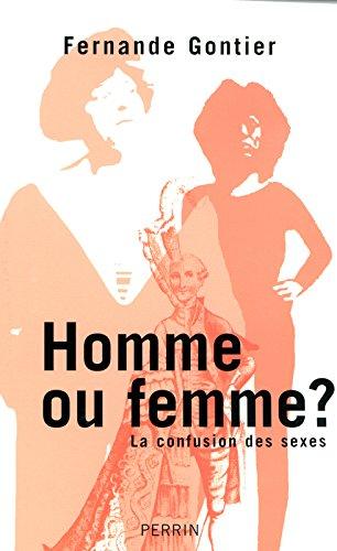 HOMME OU FEMME