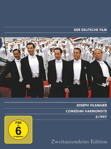 Comedian Harmonists - Zweitausendeins Edition Deutscher Film 5/1997