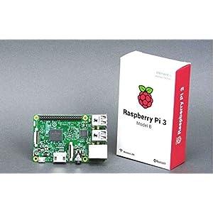 OSFT PI 3 Model B INBULT Bluetooth and WiFi