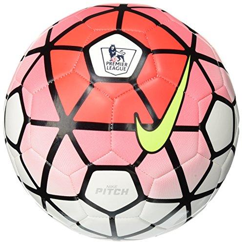 Preisvergleich Produktbild Nike Ball Pitch, White/Brtcrm/Black/Volt, 5, SC2728-100