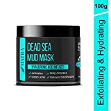Matra Naturals Dead Sea Mud Mask for face, acne & blackheads – Hyaluronic