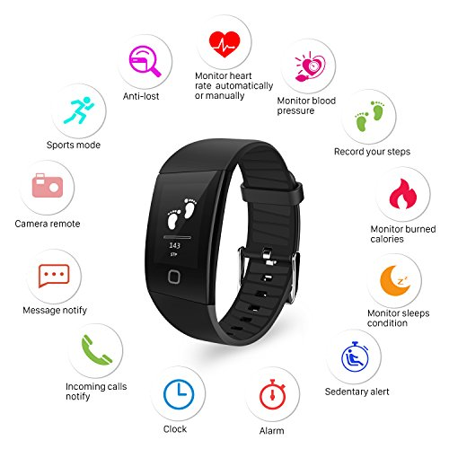 Mbuynow Monitor Actividad Uten Fitness Tracker Reloj