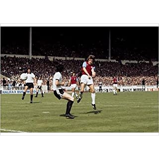 Media Storehouse A1 Poster of Soccer - FA Cup - Final - West Ham United v Fulham - Wembley Stadium (12198318)