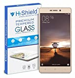#4: HTShield (2.5D Round Edge) Premium Tempered Glass For Xiaomi Redmi 3S Prime / Xiaomi Redmi 3S / 3S Plus (5.0