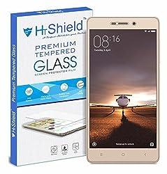 HTShield [2.5D Round Edge] Premium Tempered Glass For Xiaomi Redmi 3S Prime / Xiaomi Redmi 3S / Xiaomi Redmi 3S Plus (5.0