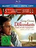 The Descendants - Familie und andere Angelegenheiten (+ DVD + Digital Copy) [Blu-ray]