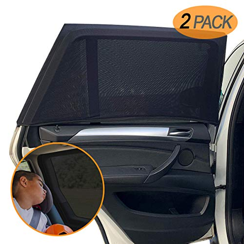 Sundell 2 Pack Car Window Shades...