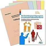 Der Eignungstest / Einstellungstest im technischen öffentlichen Dienst: Ausbildung, Studium und Direkteinstieg in technischen Berufen