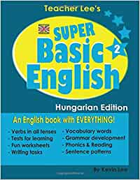 Buy Teacher Lee's Super Basic English - Hungarian Edition British