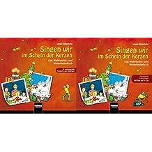 Singen wir im Schein der Kerzen. Medienpaket: 3er CD-Box mit Originalaufnahmen und 1 CD mit Playbacks