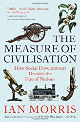 The Measure of Civilisation: How Social Development Decides the Fate of Nations by Ian Morris (2013-02-21)