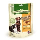 James Wellbeloved Cracker Jacks, Truthahn und Reis 225 g, 1-er Pack (1 x 225 g)