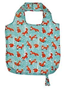 Ulster Weavers Foraging Foxes Packable Bag