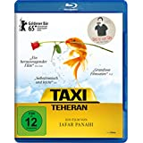 Taxi Teheran [Blu-ray]