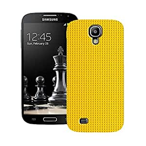ZAPCASE Printed Back Case for SAMSUNG GALAXY S4