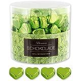 150 grüne Schokoladen Herzen Dublin