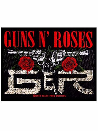 Guns N Roses logo Pistols