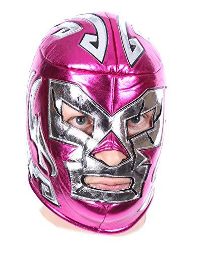Wrestling Maske Pink Gigant Luchador Lucha Libre Ringer Masken (Sin Cara Wrestler)
