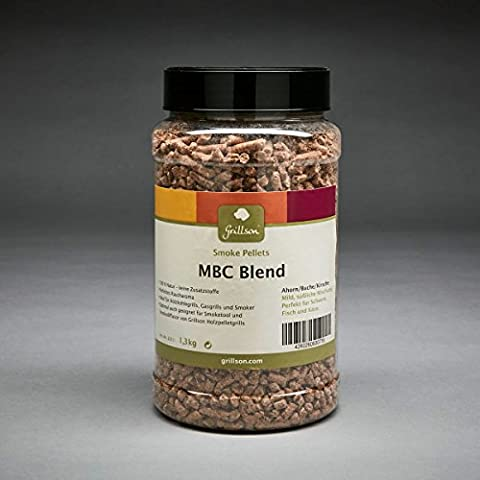 grillson Smoke pellets–Arce/haya/cereza MBC