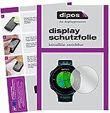 dipos I 6X Schutzfolie klar passend für Garmin Approach S6 Folie Displayschutzfolie