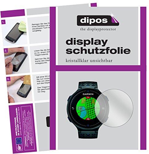 Garmin Approach S6 Schutzfolie - 6x dipos Displayschutzfolie Folie klar