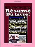 RESUME DU LIVRE Comment Atteindre Objectifs Avec Methode Y S R D Yes Solidarite...