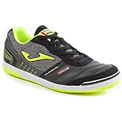 Joma Mundial 712 Grey Indoor - Scarpe Calcetto Uomo - Men's Futsal Shoes (EU 43 - CM 28 - UK 8.5)