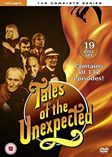Tales of the Unexpected - The Complete Series [DVD] (B001E6Q0IA) | Amazon price tracker / tracking, Amazon price history charts, Amazon price watches, Amazon price drop alerts