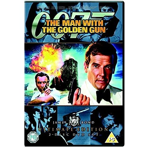 James Bond - The Man With The Golden Gun (Ultimate Edition 2 Disc Set) [DVD] [1974] by Roger Moore