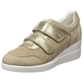 Geox Damen D Stardust C Sneaker 1