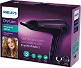 Philips Ionen-Haartrockner DryCare Advanced HP8233/00, mit ThermoProtect...