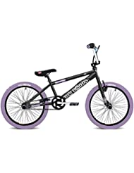 BMX Big Daddy 20 Noir/Mauve